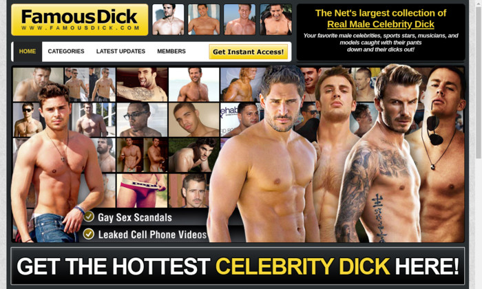 famous dick