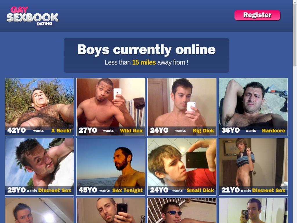 Sexbook dating