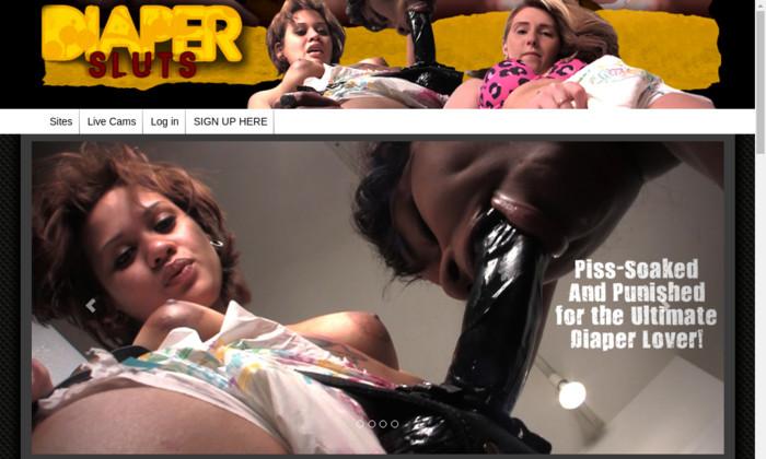 diaper sluts