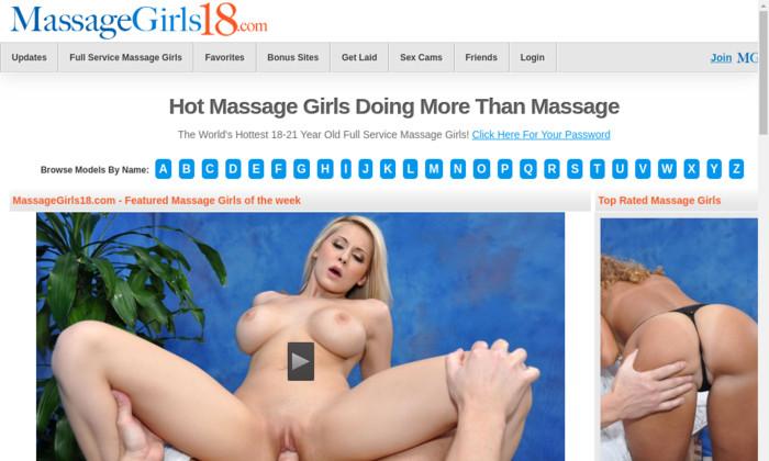 massage girls 18