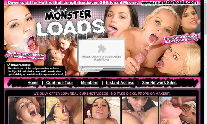 monster loads