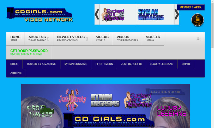 cd girls video network