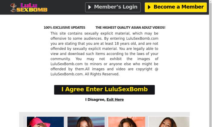lulu sex bomb