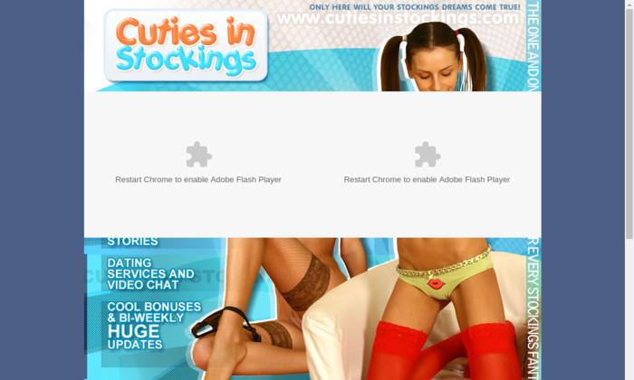 cuties in stockings