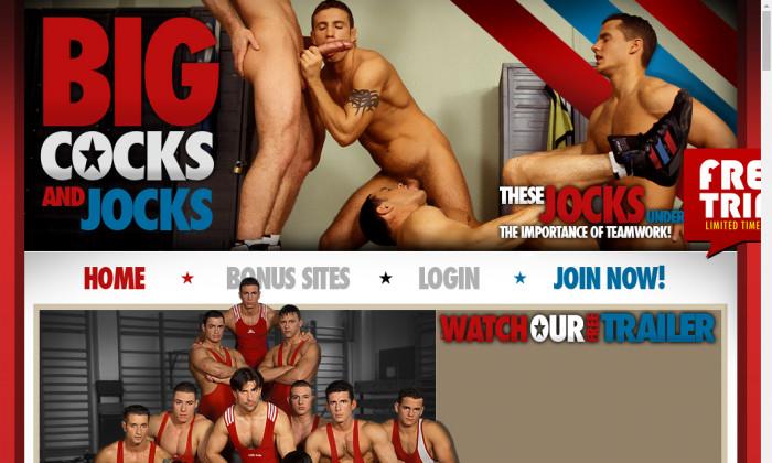 big cocks and jocks