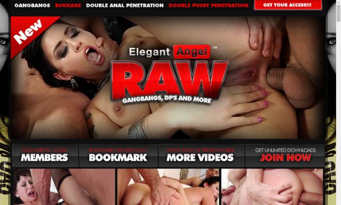 elegant raw