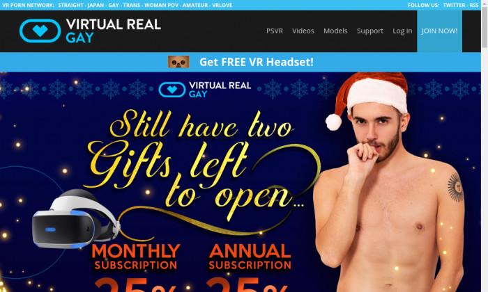 virtual real gay