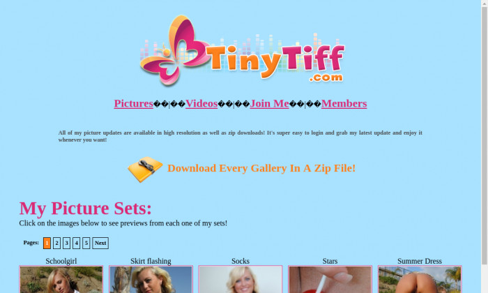 tiny tiff
