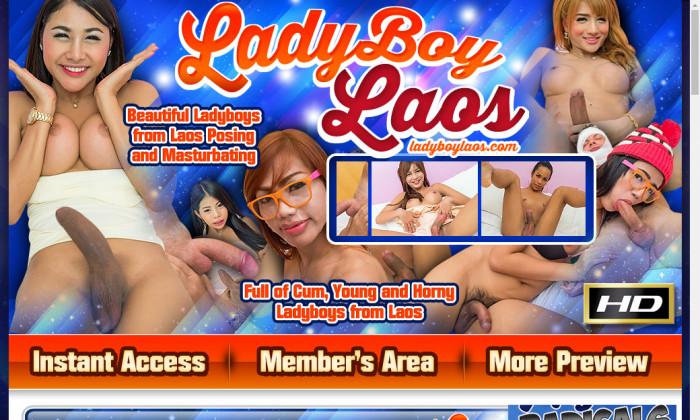 ladyboy laos