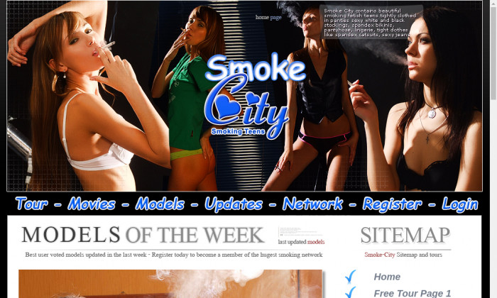 smoke -city