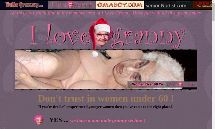 i love granny
