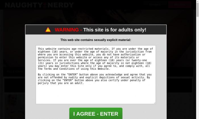 naughty nerdy
