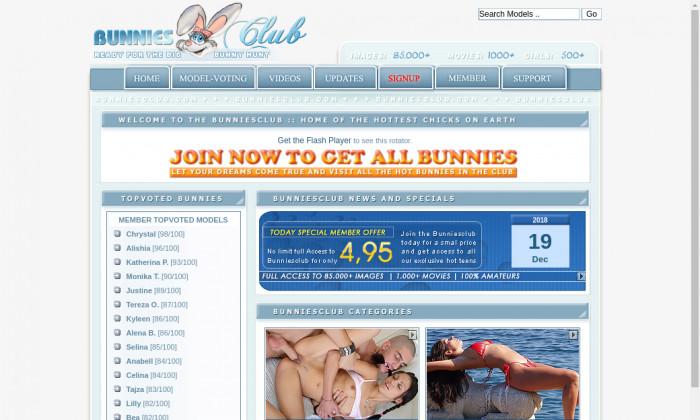 bunnies club