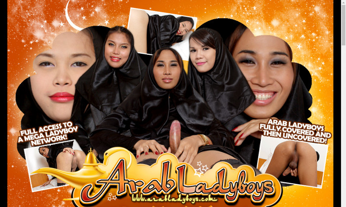 arab ladyboys