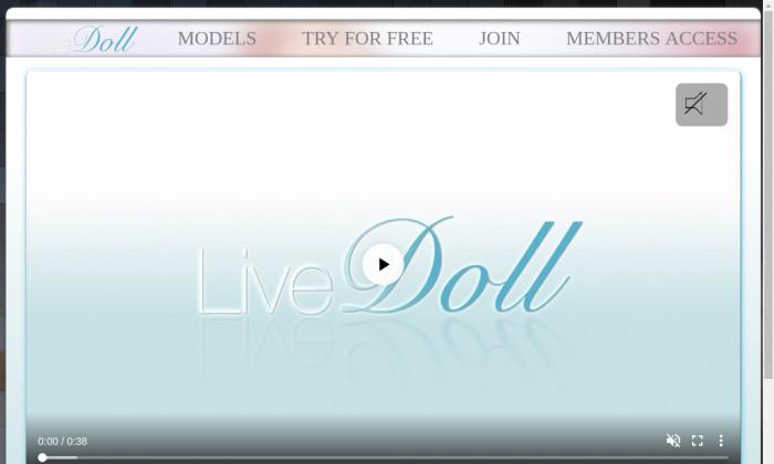 live doll