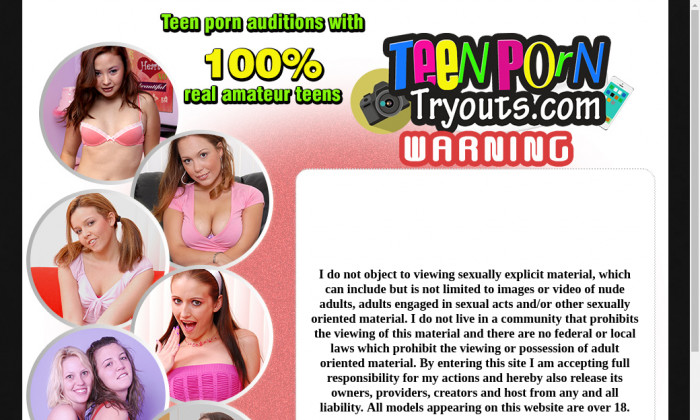teen porn tryouts