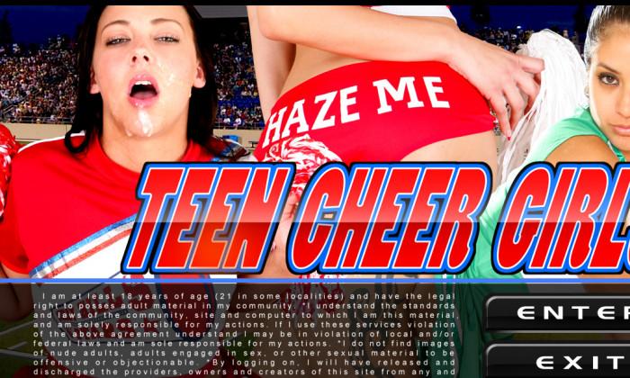 teen cheer girls