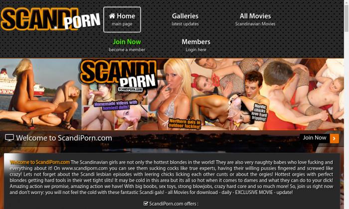 scandi porn