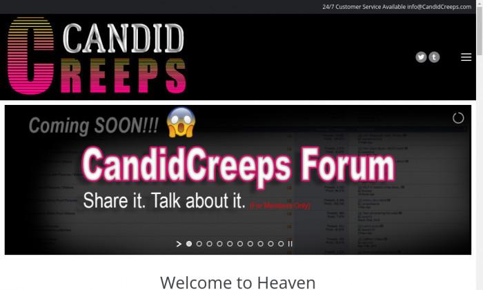 candid creeps