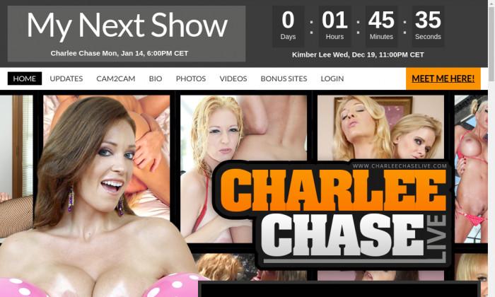 charlee chase live