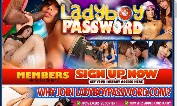 ladyboy password