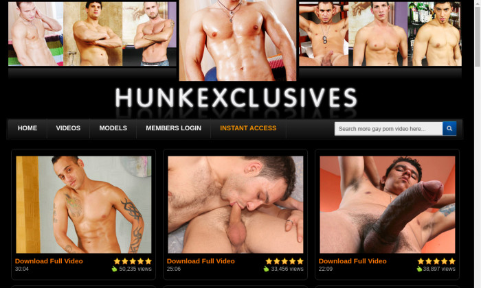 hunk exclusives