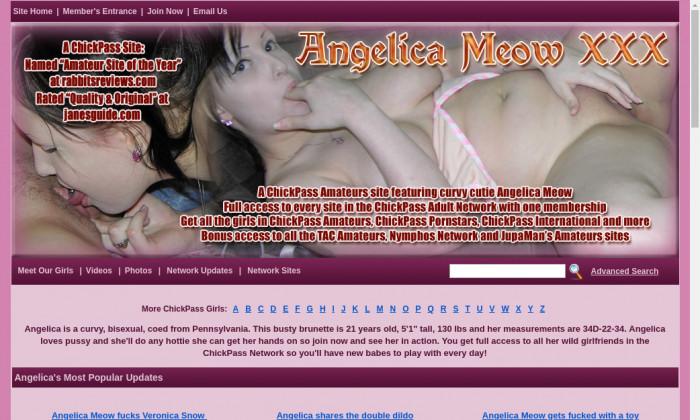angelica meow xxx
