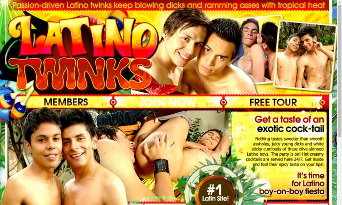 latino twinks