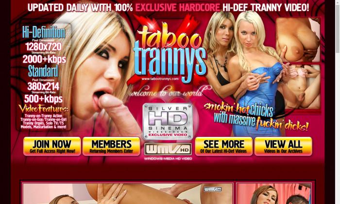 taboo trannys
