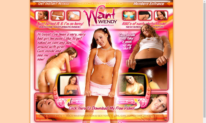 want wendy