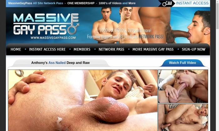 massive gay pass
