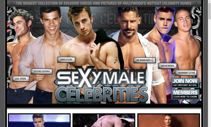 sexy male celebrities