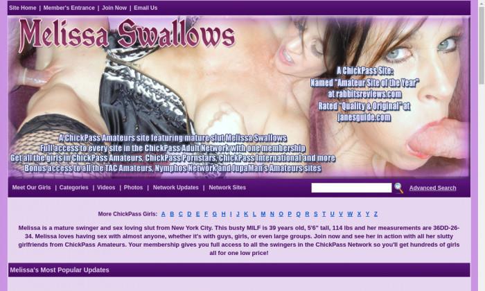 melissa swallows