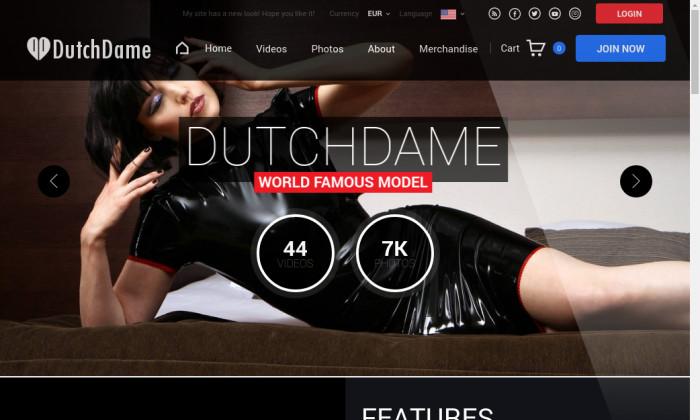 dutch dame shop