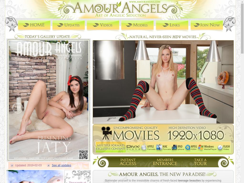 amour angels video