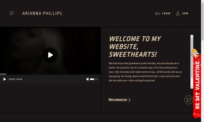 arianna phillips