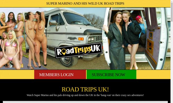 road trips uk