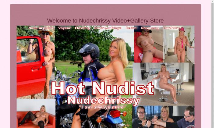 hot nudist