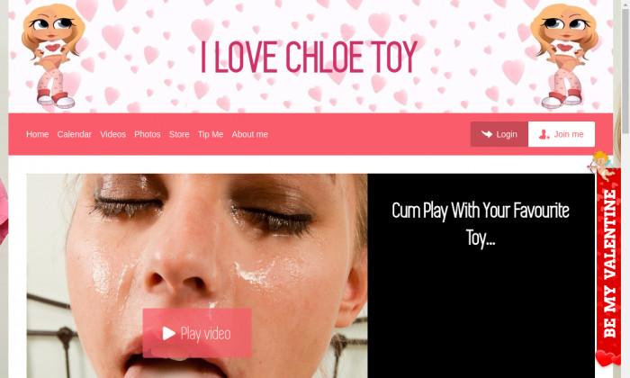 chloe toy