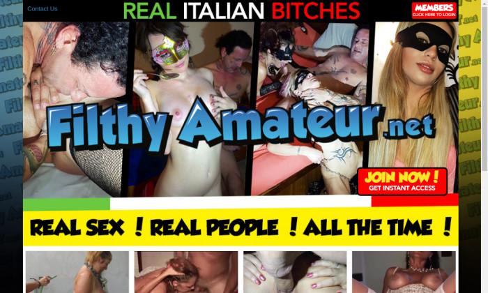 filthy amateur