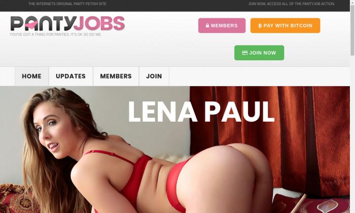 panty jobs