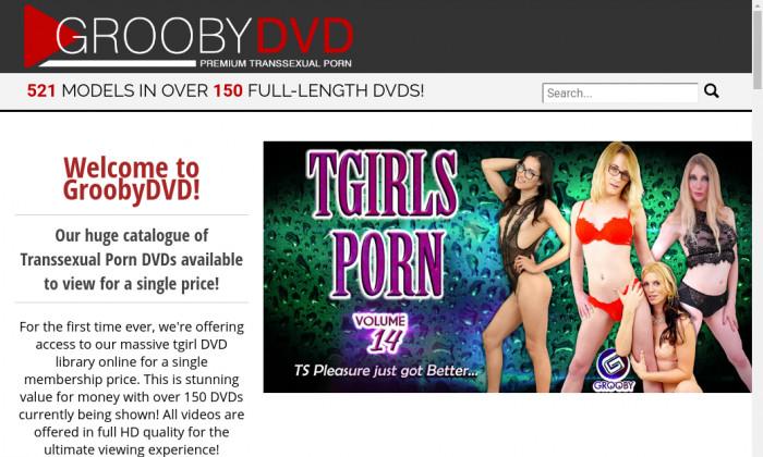 grooby dvd