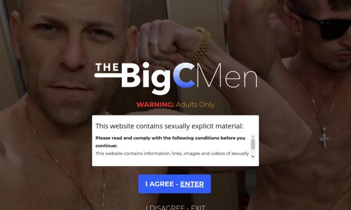 the big c men