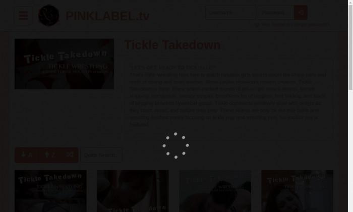 tickle takedown