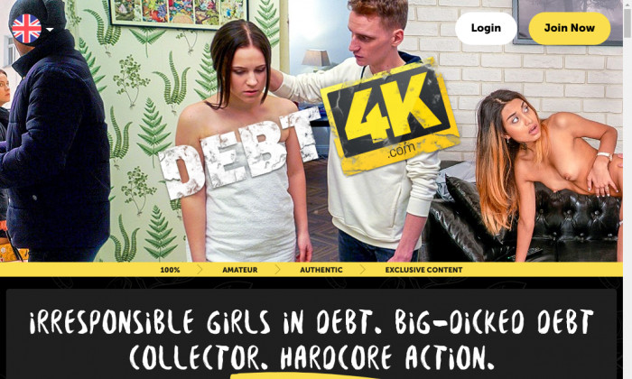 debt 4 k