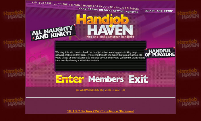 handjob haven