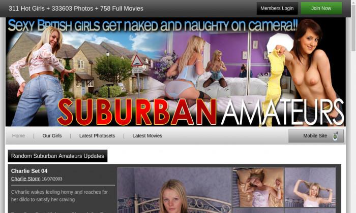 suburban amateurs