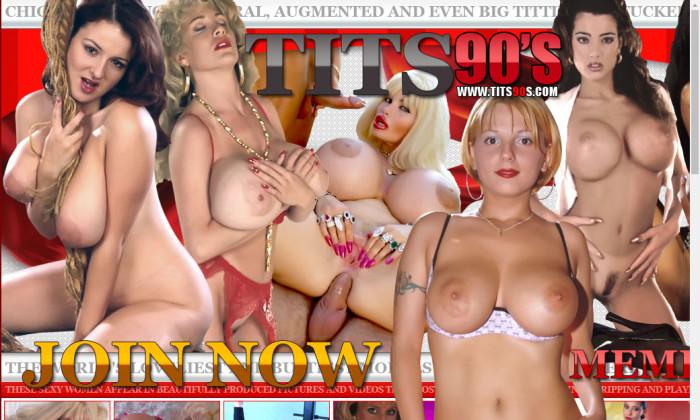 tits 90s