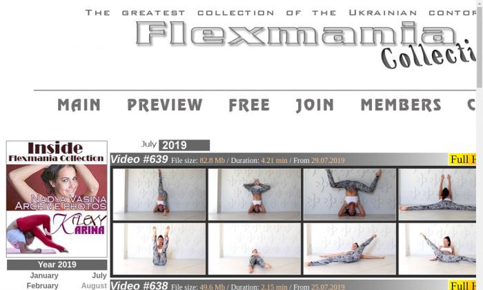 collection flexmania