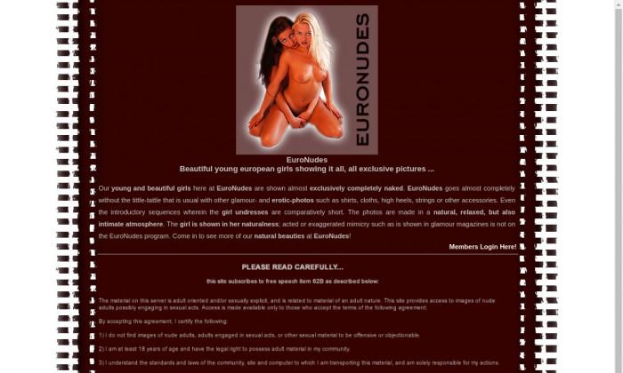 euro nudes